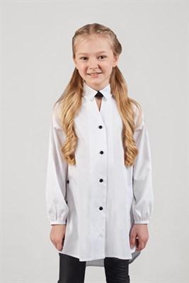 Блуза-рубашка - фото 8840