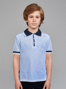 Сорочка - поло для мальчика
