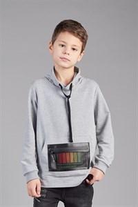 Джемпер-свитшот для мальчика