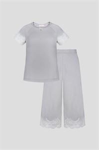 Комплект домашний (блуза и брюки)